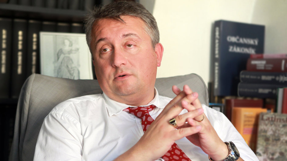 Advokát Marek Nespala