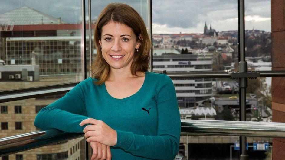 Gabriela Hrubá, marketingová manažerka společnosti Puma