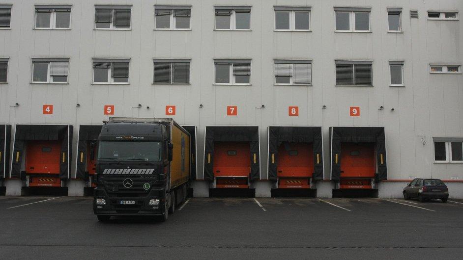 Logistická společnost Gebrüder Weiss