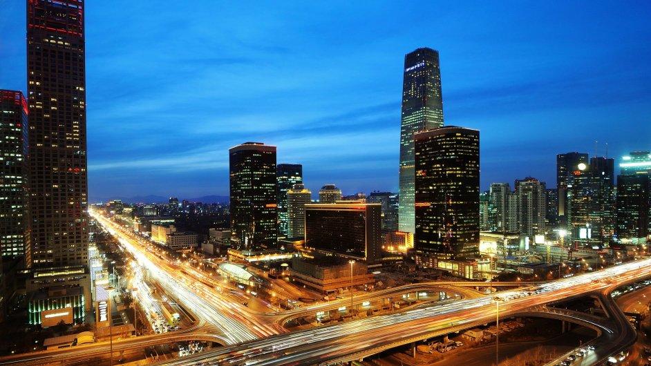 Od října bude možné cestovat do Pekingu přímou linkou (ilustrační foto)