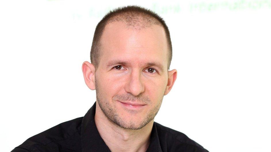 Vladimír Michna, tiskový mluvčí banky Zuno