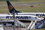 Stroje společnosti Ryanair