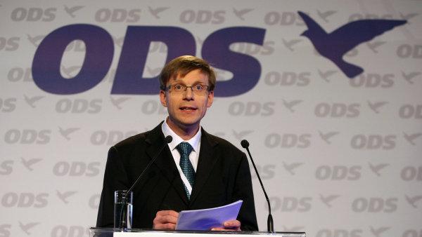 Místopředseda ODS Martin Kupka si neumí představit, že by premiérem byl trestně stíhaný politik.