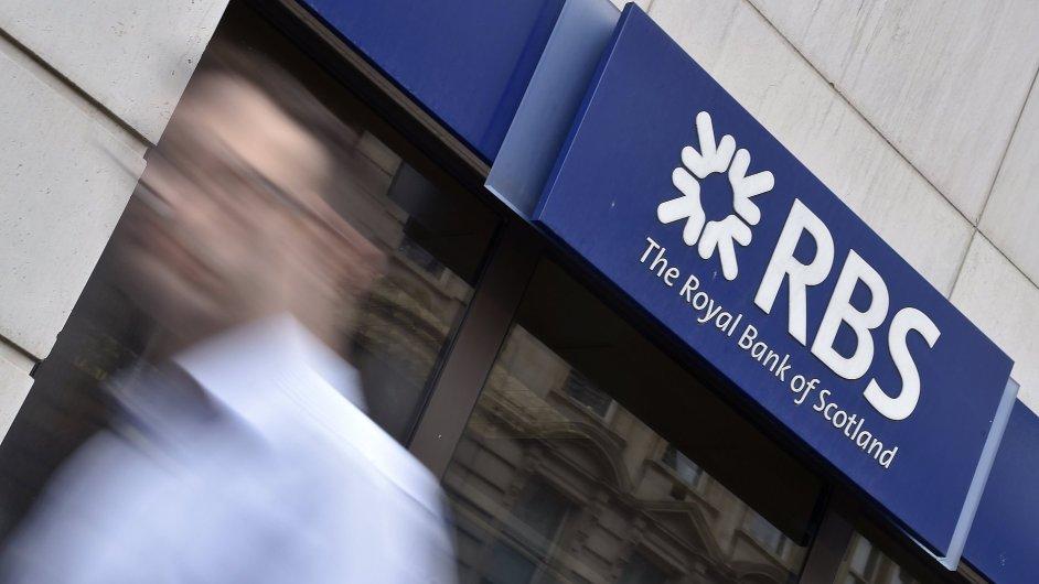 Royal Bank of Scotland prodá pobočku pro zahraniční privátní bankovnictví Coutts International(ilustrační foto).