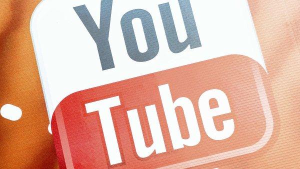 YouTube v zásahu mladší divácké populace překonává české televize.