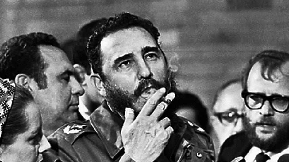 Vůdce kubánské revoluce
