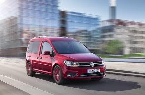 Pomocník živnostníků i rodin: Volkswagen představil nový model Caddy