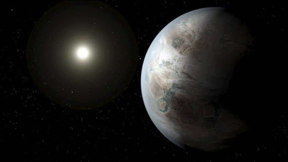 Planeta Kepler -452b