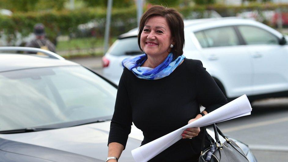 Kleslová se rozhodla rezignovat na funkci místopředsedkyně hnutí ANO.