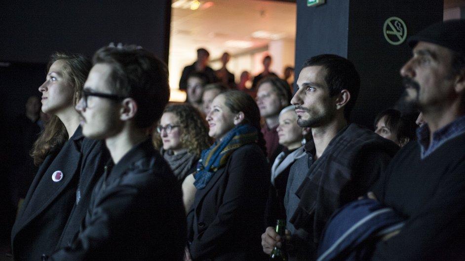 Pořadatelé festivalu v říjnu představili znělku v pražském klubu Neone.