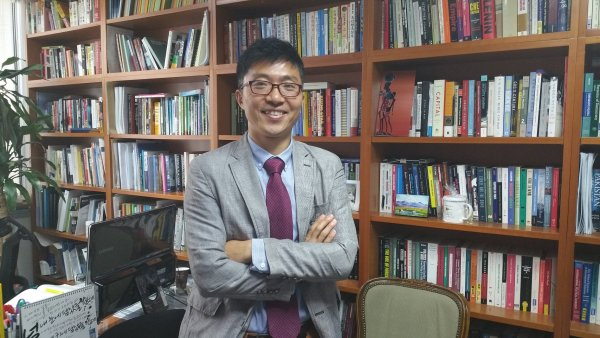 Jihokorejský politolog Kim Tae-Hyung