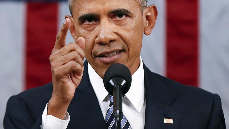 Barack Obama śi volal s ruský prezidentem Putinem. Mluvili o Sýrii i Ukrajině - Ilustrační foto.