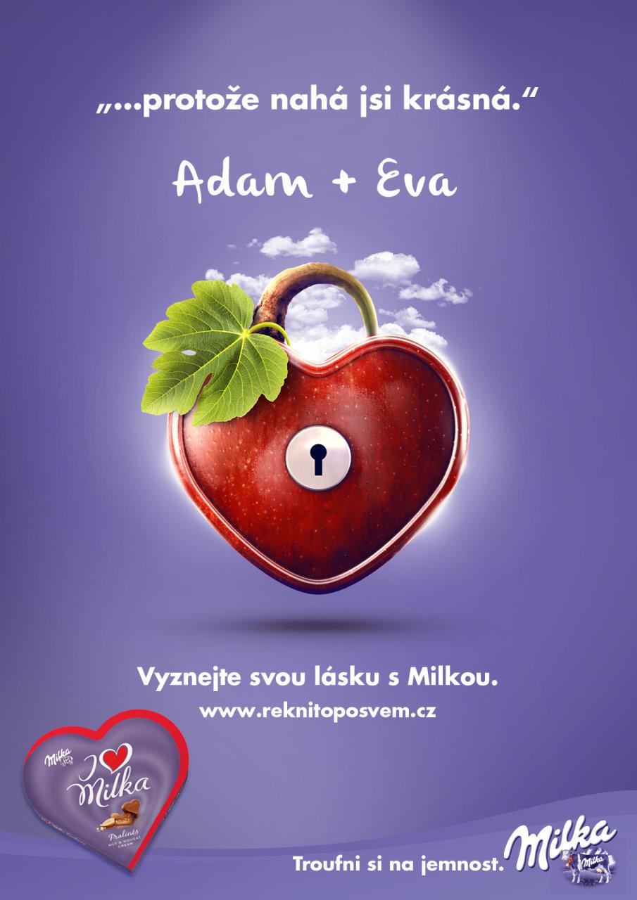 Milka & Adam + Eva