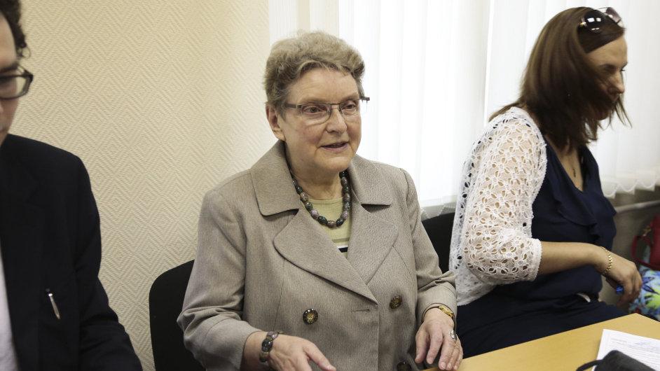 Světlana Gannuškinová. Alternativní Nobelovy ceny.
