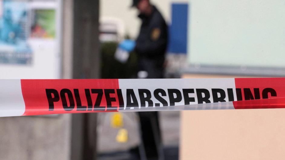 Policie v Drážďanech evakuovala tisíce lidí - Ilustrační foto.