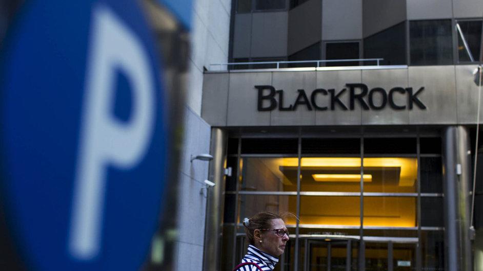 Vzestup investičních společností spravujících velké pasivní fondy, jako je třeba BlackRock, pokračuje.