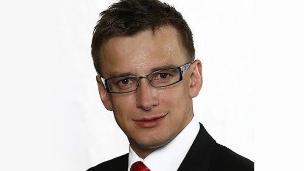 Marek Petruš, šéf finanční komunikace společnosti Home Credit