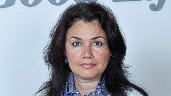 Svetlana Boldina, finanční ředitelka společnosti Nestlé Česko a Slovensko