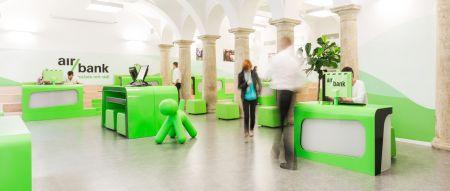 Design je jedním z klíčových pilířů úspěchu Air Bank