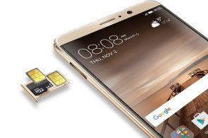 Huawei může slavit, na chvíli se stal dvojkou mobilního trhu, prodal více telefonů než Apple