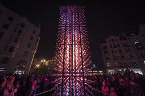 Signal festival opět rozzáří Prahu. Nabídne světelnou instalaci, která se představila na festivalu Burning Man