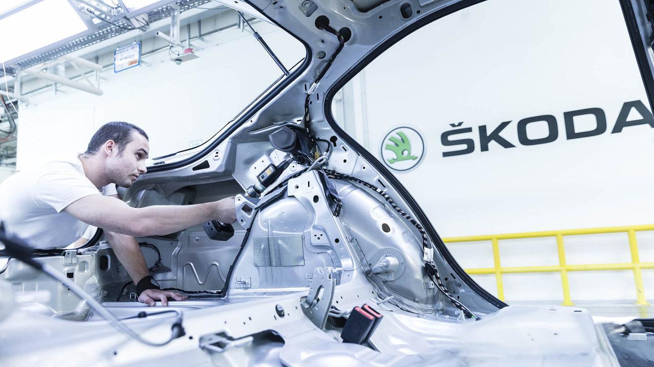 Škoda Auto oznámila neúspěšnější únor za svých 123 let existence.