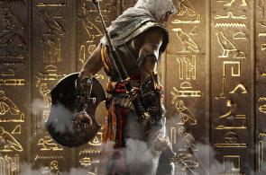 Assassin's Creed Origins je jako Zaklínač ve starém Egyptě