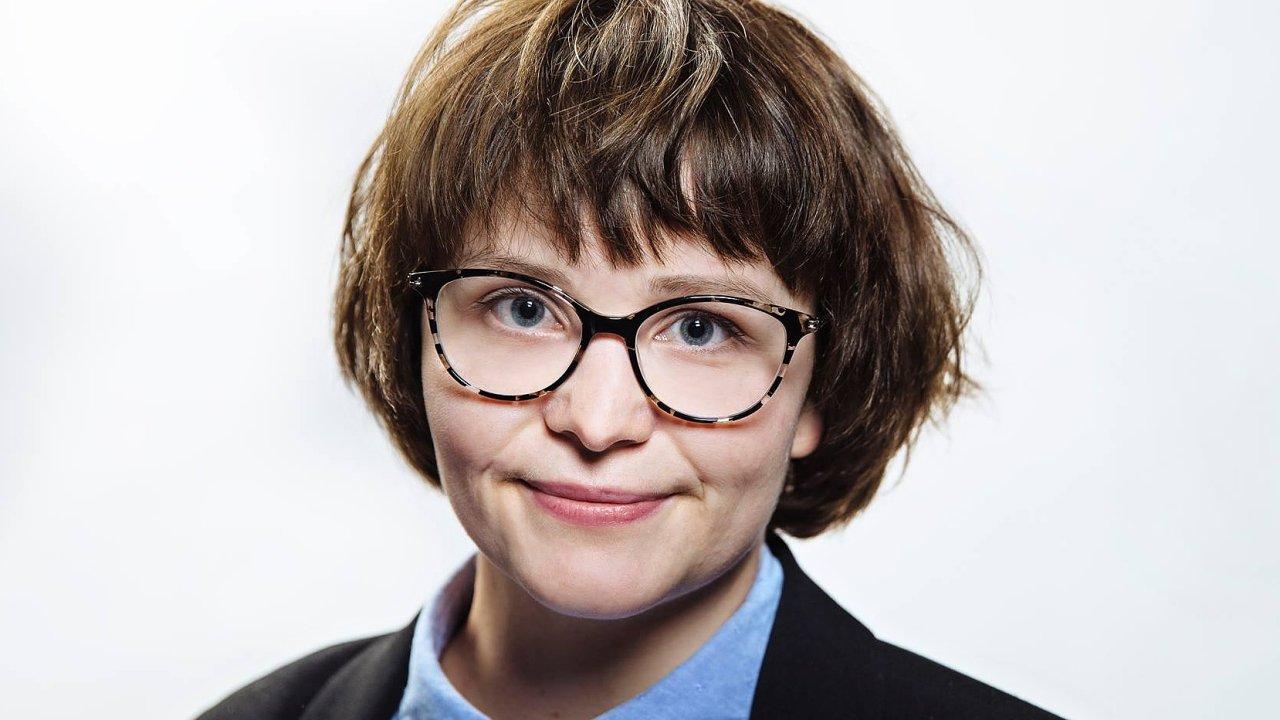 Aneta Gáborová, Managing Partner společnosti Outboxers