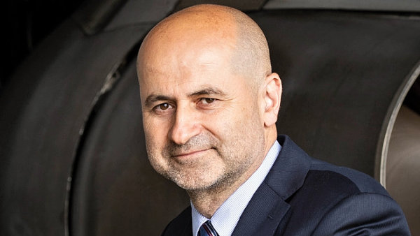 Igor Zahradníček, místopředseda představenstva Czech Airlines Technics