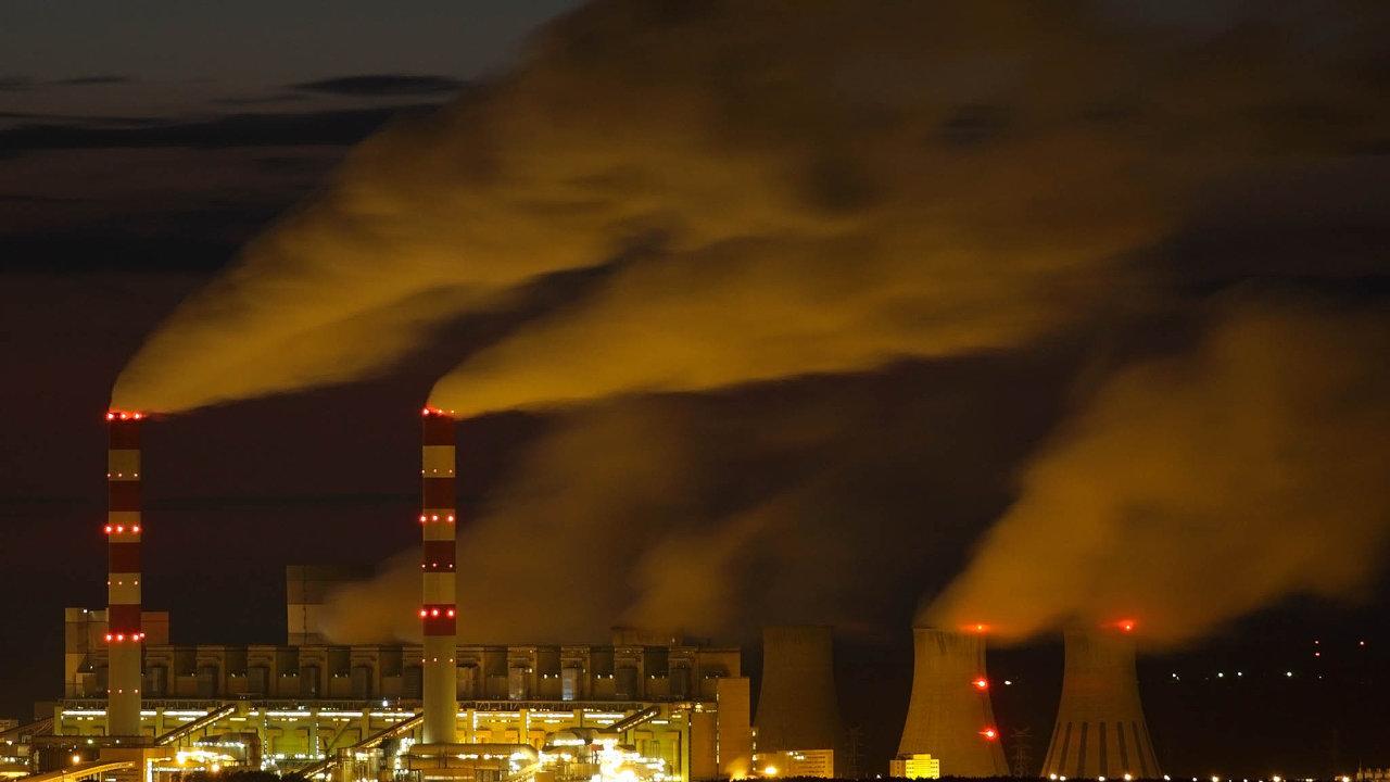 Uhelné elektrárny mohou sloužit ještě desítky let.