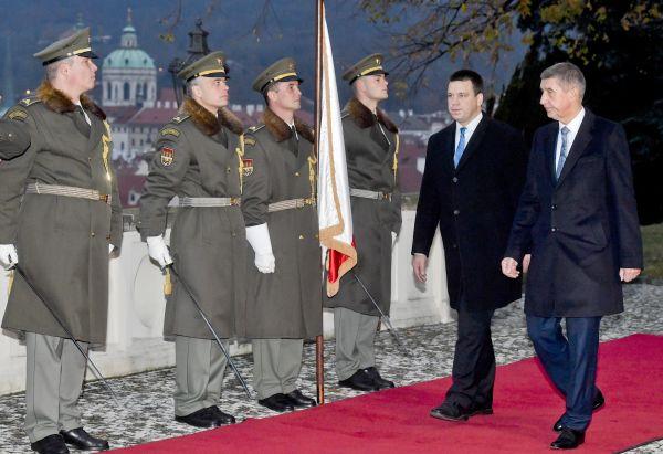Zejména o digitalizaci státní správy bude dnes v Praze jednat premiér Andrej Babiš (ANO) se svým estonským protějškem Jürim Ratasem.