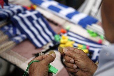 Řecko se v roce 2010 ocitlo na pokraji státního bankrotu a muselo požádat mezinárodní věřitele o úvěrovou pomoc.