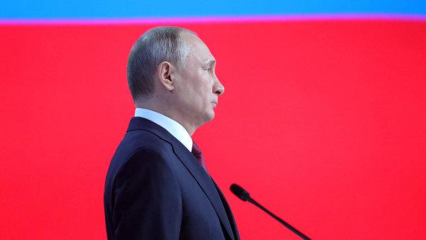 S Putinem je nespokojená rekordní část Rusů. Svému prezidentovi jich nevěří více než dvě třetiny