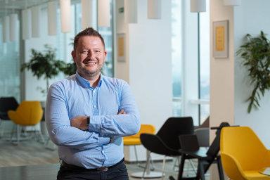 Manažer pro agilní řízení Raiffeisenbank Eduard Kunce říká, že firmy často při přestupu nanový systém změní pouze svoji strukturu atím pro ně vše končí.