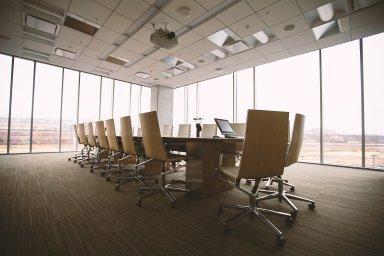 Videokonference, ilustrační foto