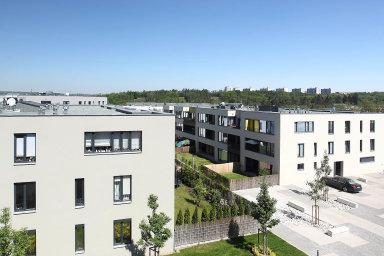 Do projektu Modřanský háj developera Avestus Real Estate se začnou stěhovat první obyvatelé.