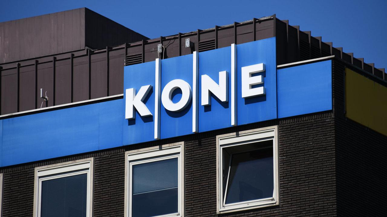 Pokud by firma Kone koupila ThyssenKrupp, stala by se třetím největším výrobcem výtahů na světě. - Ilustrační fotografie