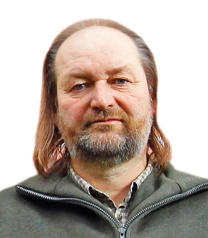 Martin Hutař,jednatel vespolečnosti Pro-Bio