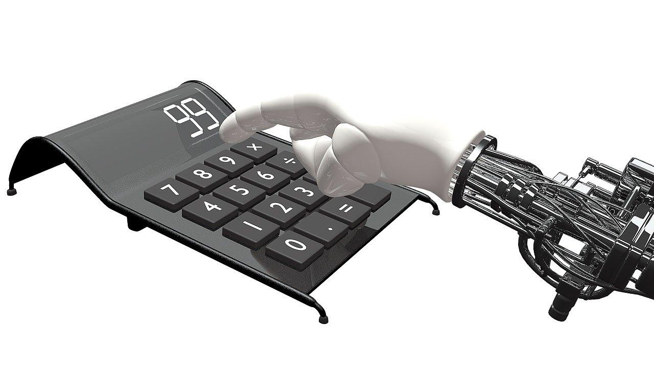 Robotizace bankovnictví, ilustrace