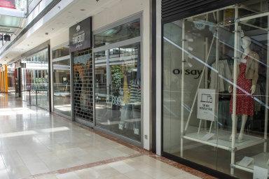 Poklesy cen i nájmů komerčních nemovitostí lze očekávat u maloobchodu - Ilustrační foto.