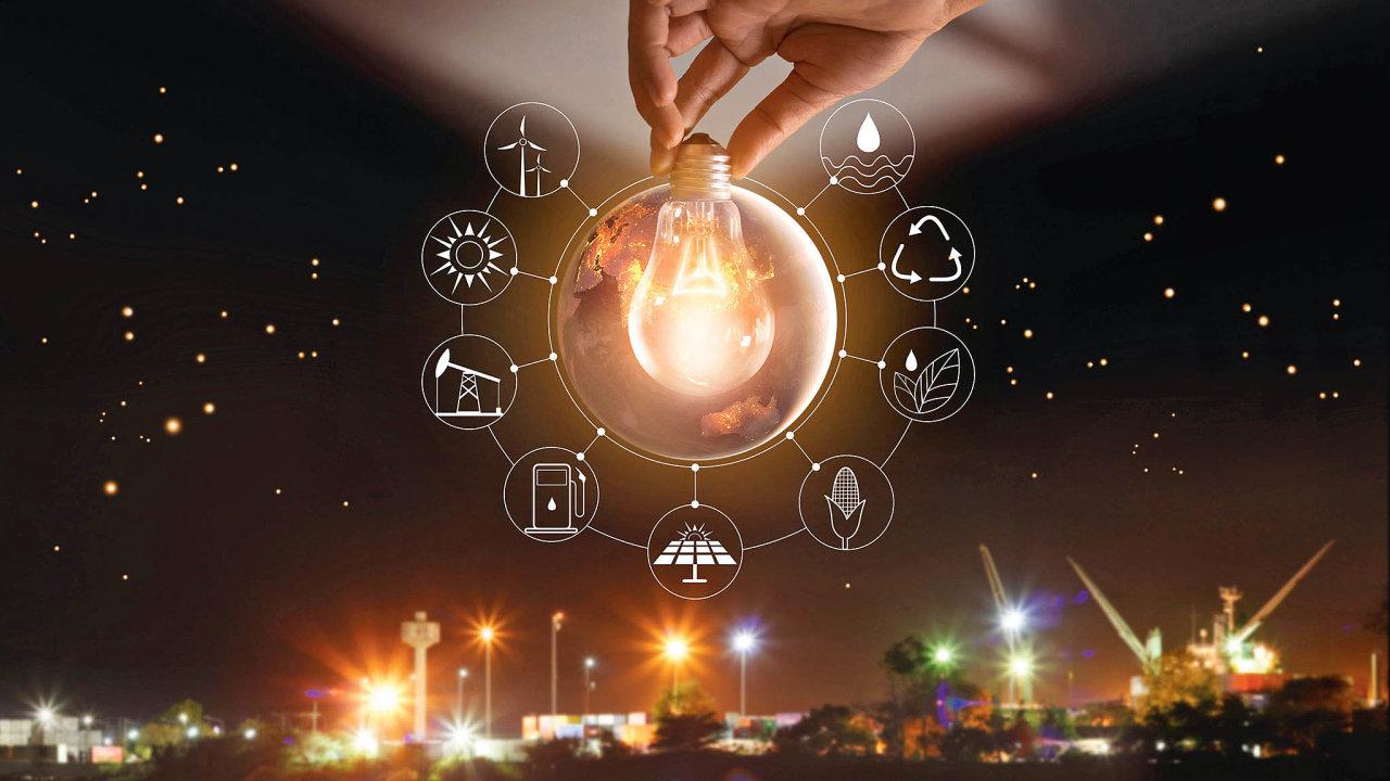 Investice do energetiky letos citelně poklesnou.