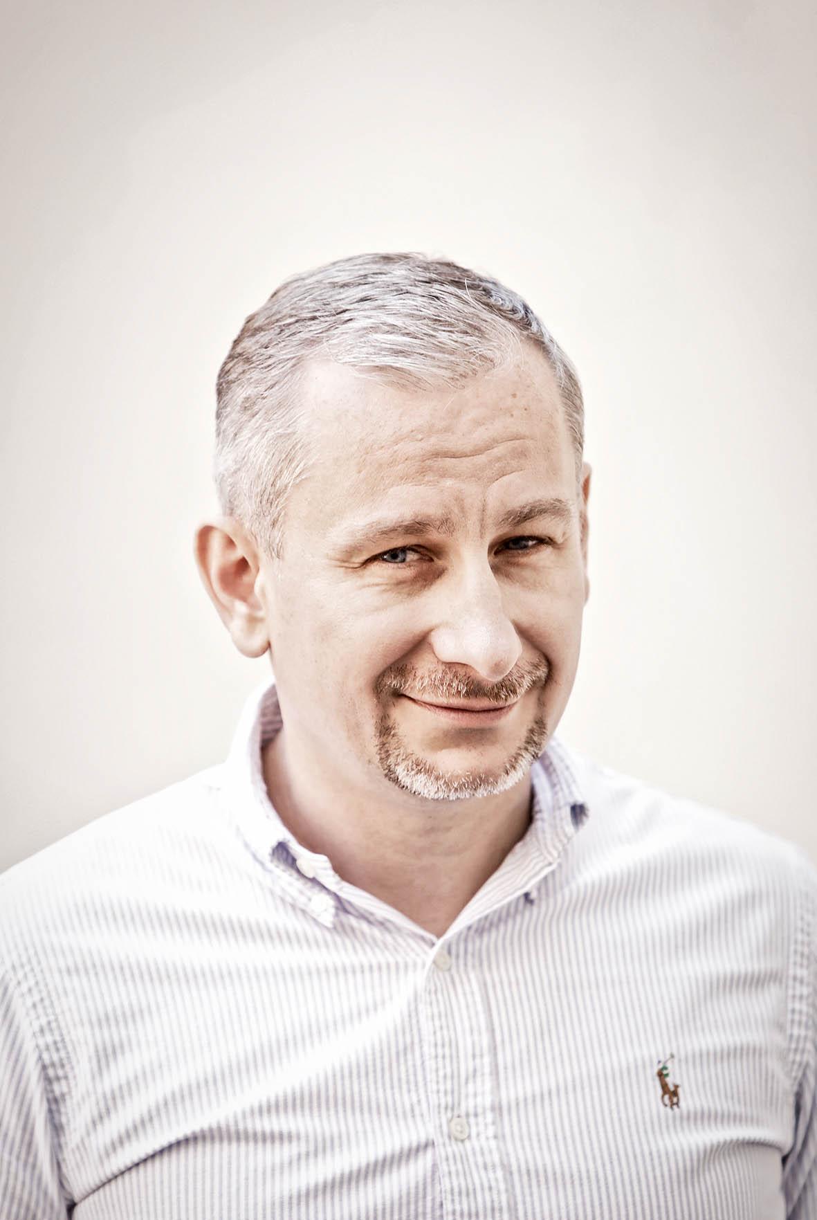 Provozní ředitel skupiny Packeta Daniel Tinz