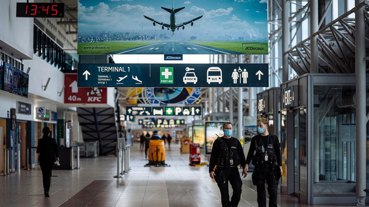 Méně cestujících izaměstnanců: Aerolinky evidují propad zájmu olétání, škrtají proto vletových řádech. Třeba největší evropská společnost Ryanair zrušila proti loňsku 60 procent svých letů.