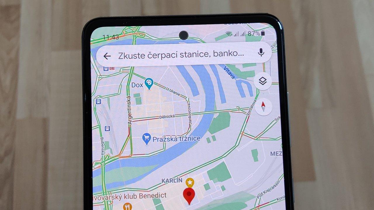 Google Mapy chystají nové funkce, které mají pomoci s navigací i uhlíkovou stopou.