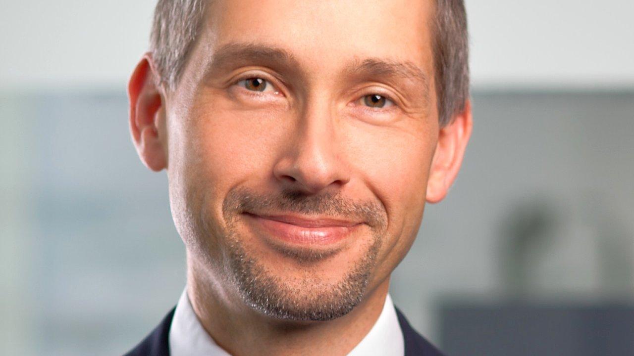 Pavel Ambrož, prokurista české pobočky společnosti Schunk