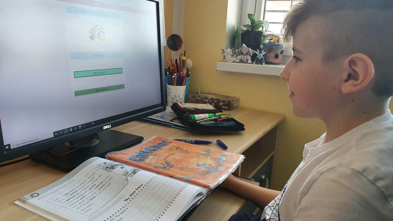 Aplikaci Vímto.online vyvinul Ladislav Kafka ve spolupráci s učitelkou svého syna Miloslavou Schnebergerovou. Reakce uživatelů má tak z první ruky.