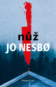Jo Nesbo: Nůž, Kniha Zlín, 2019