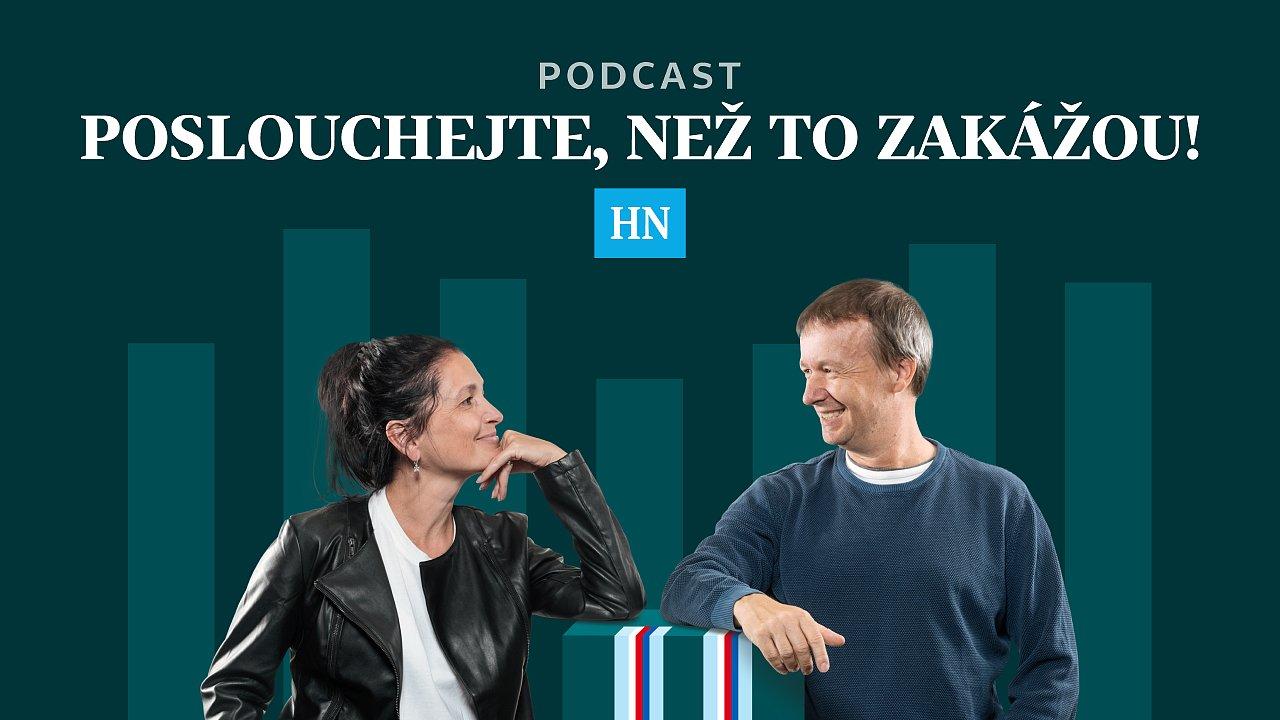 Podcast Poslouchejte, než to zakážou!
