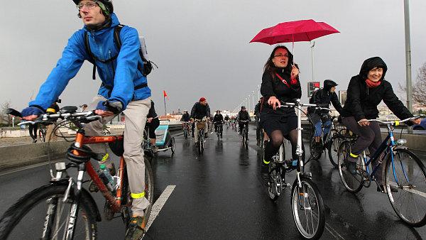 Velká jarní cyklojízda 2012