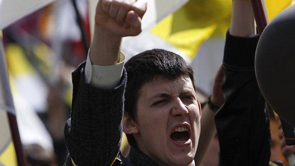 Nacionalist�, ilustra�n� foto